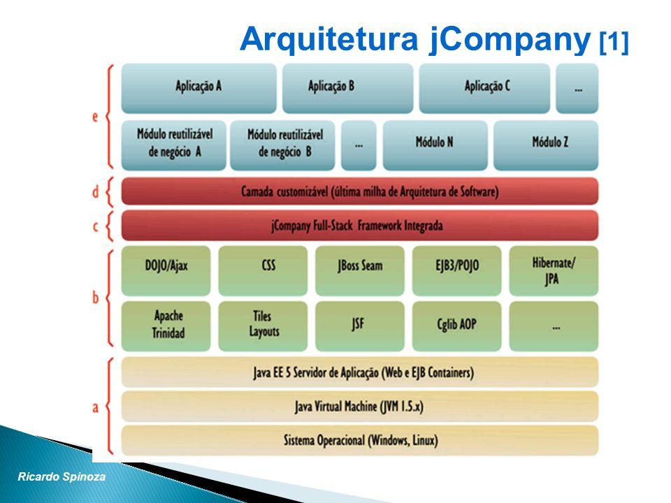 Arquitetura jCompany [1]